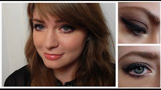 Коричневые смоки айс: видео-урок / Brown Smokey Eyes