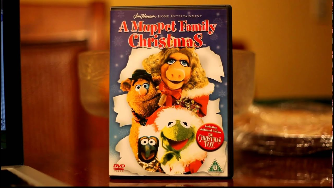 Muppet Family Christmas.Unedited Uncut Muppet Family Christmas Dvd For Sale