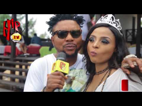 CAUGHT OUT THERE, ORITSEFEMI AND WIFE'S PDA MOMENT (Nigerian Entertainment News)