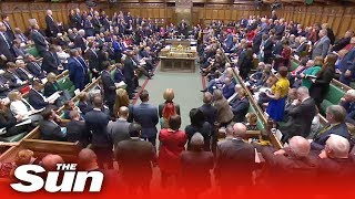 Boris Johnson presents his Brexit deal to the House | FULL