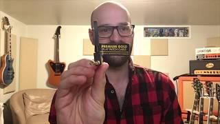 J Speak No 118 - EBS Premium Gold Flat Patch Cable (Review)