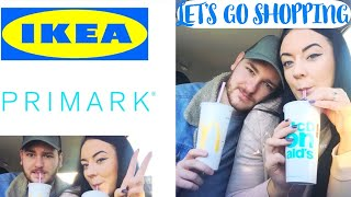 COME TO IKEA WITH US   COUPLE'S VLOG