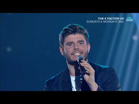 Lloyd Takes Us All to La La Land - The X Factor UK on AXS TV