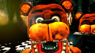La NOCHE 5 es ¿IMPOSIBLE?, WHITERED FREDDY me ENGAÑA - Creepy Nights at Freddy's 2 (FNAF Game)