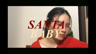 santa baby - eartha kitt (cover)