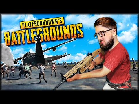 4 DUDES, 1 CHICKEN | THE GREASE SQUAD #1 | Player Unknown's BATTLEGROUNDS PC Livestream
