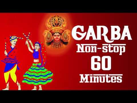Garba Non Stop 60 Minutes    Navratri Gujarati Garba Songs   Navratri 2016
