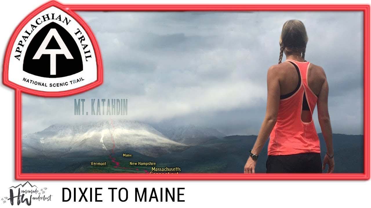 Appalachian Trail Documentary: DIXIE TO MAINE