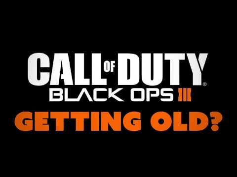 Call of Duty Black Ops 3 GETTING OLD? - FAQ Podcast