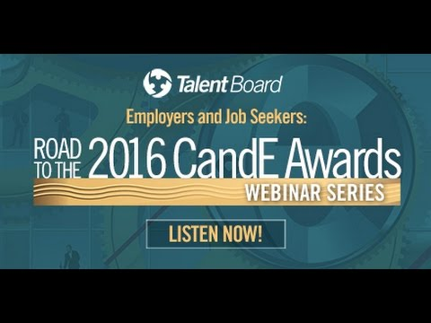 Employers: Brand and The Candidate Experience