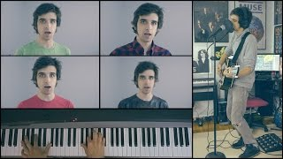 Muse - Dead Inside / The Groove / Big Freeze // COVER