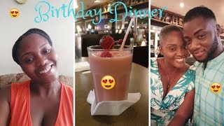 vlog#10 || Happy Birthday Dinner|| Shopping