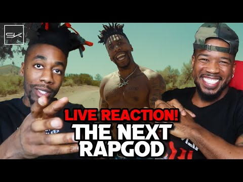 THE NEXT RAP GOD  [LIVE REACTION WITH DAX]