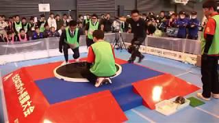 2017年「第25回 高校生ロボット相撲全国大会」