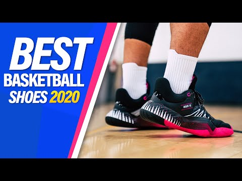 Five BEST Basketball Shoes of 2020