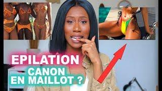 EPILATION MAILLOT ÉTÉ 2019 | DÉMANGEAISONS, BOUTONS ET IRRITATIONS