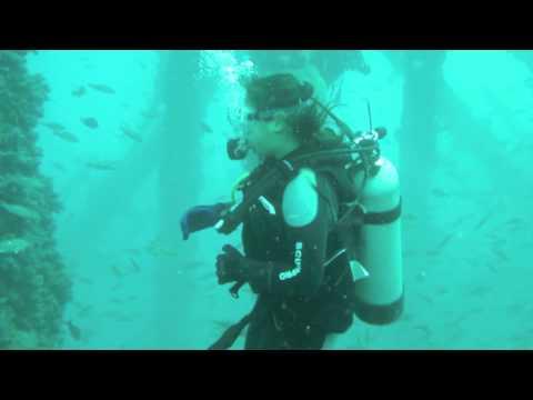 Buceo Plataforma Petrolera Perú / Scuba Diving Oil Rig Peru