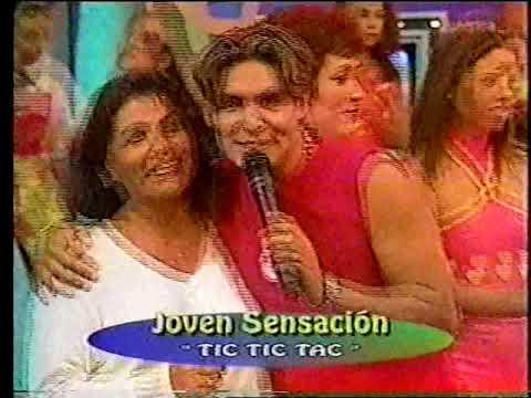 TIC TIC TAC - JOVEN SENSACIÓN (MARIA PIA Y TIMOTEO) (DÍA DE LA MADRE)