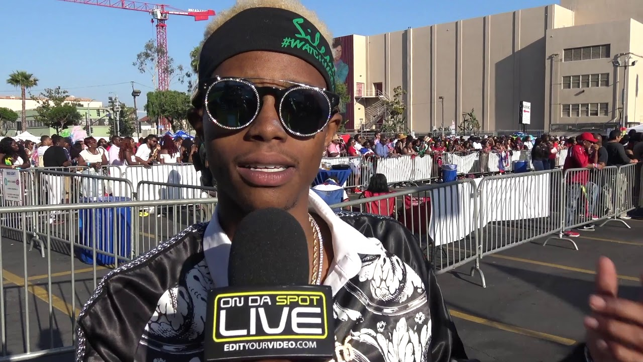 Silento Interview Performance