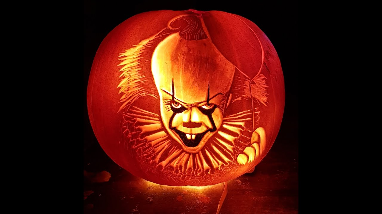 Pumpkin Carving Ideas - PumpkinFreak Showreal 19