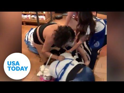 Brawl breaks out in Arizona Bath & Body Works   USA TODAY
