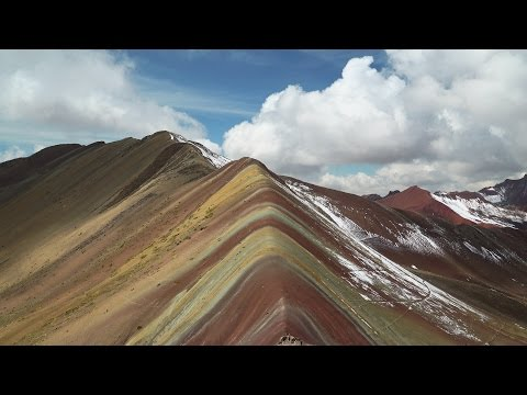 RAINBOW MOUNTAIN PERU - 2 DAY TREK!!! FULL HD!!