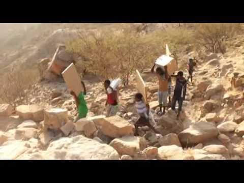 Reisebericht von Tekle Haile in Eritrea zum Kloster Gedam Tsaeda Emba ገዳም ጻዕዳ እምባ Solar afropa 2016