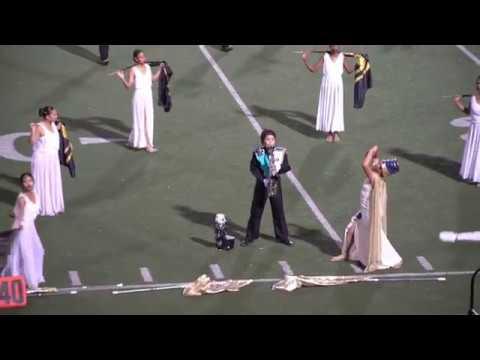 QUEEN OF SHEBA (SAX CAM) - Olympian High School 2018