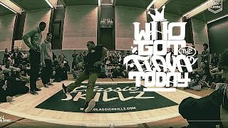 Who Got The Flava Today? Chakal at World BBoy Classic France