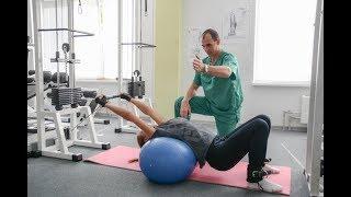Нейрохирург - хруст в суставах, как лечить   Центр лечения спины