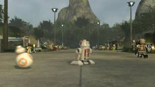 Lego Star Wars: The Force Awakens | Droids DLC trailer | PS3 & PS4