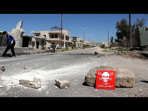 Syria: France to launch fresh international initiative to probe chemical weapons use