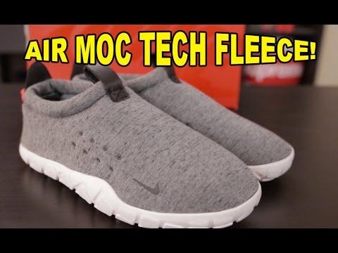 NIKE AIR MOC TECH FLEECE REVIEW - YouTube 278dcab88d
