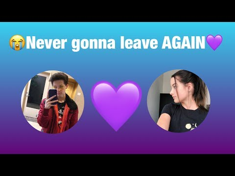 NEW SERIES 😭never gonna leave AGAIN💜 Episode 1