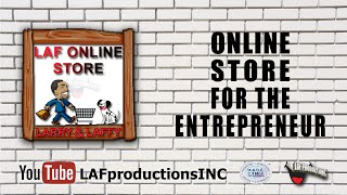 LAF Online Store - LAFproductions.com Thumbnail