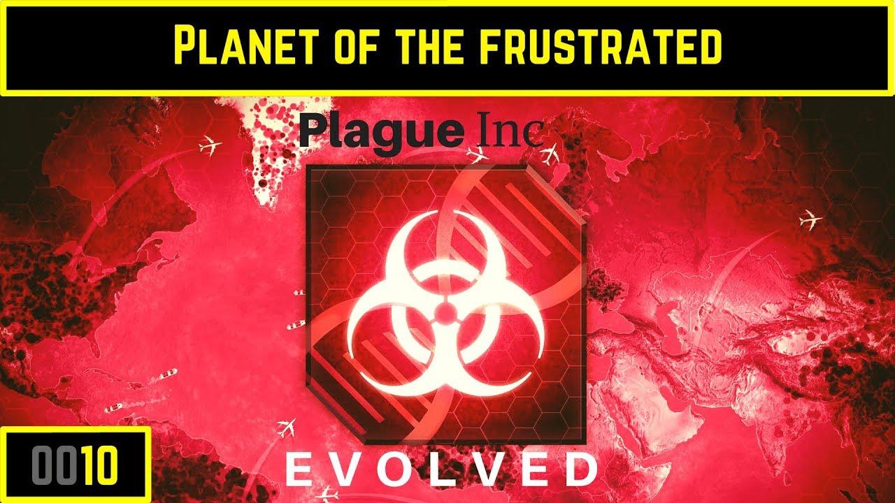 Plague Inc evolved 10 - YouTube