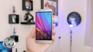 Huawei Honor 5X Gold Review – $200 Unlocked Metal Smartphone