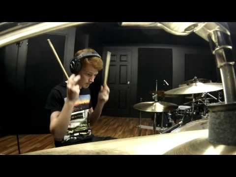 Wright Drum School - Avenged Sevenfold Heretic by Ryan Humphries - Drum Cover