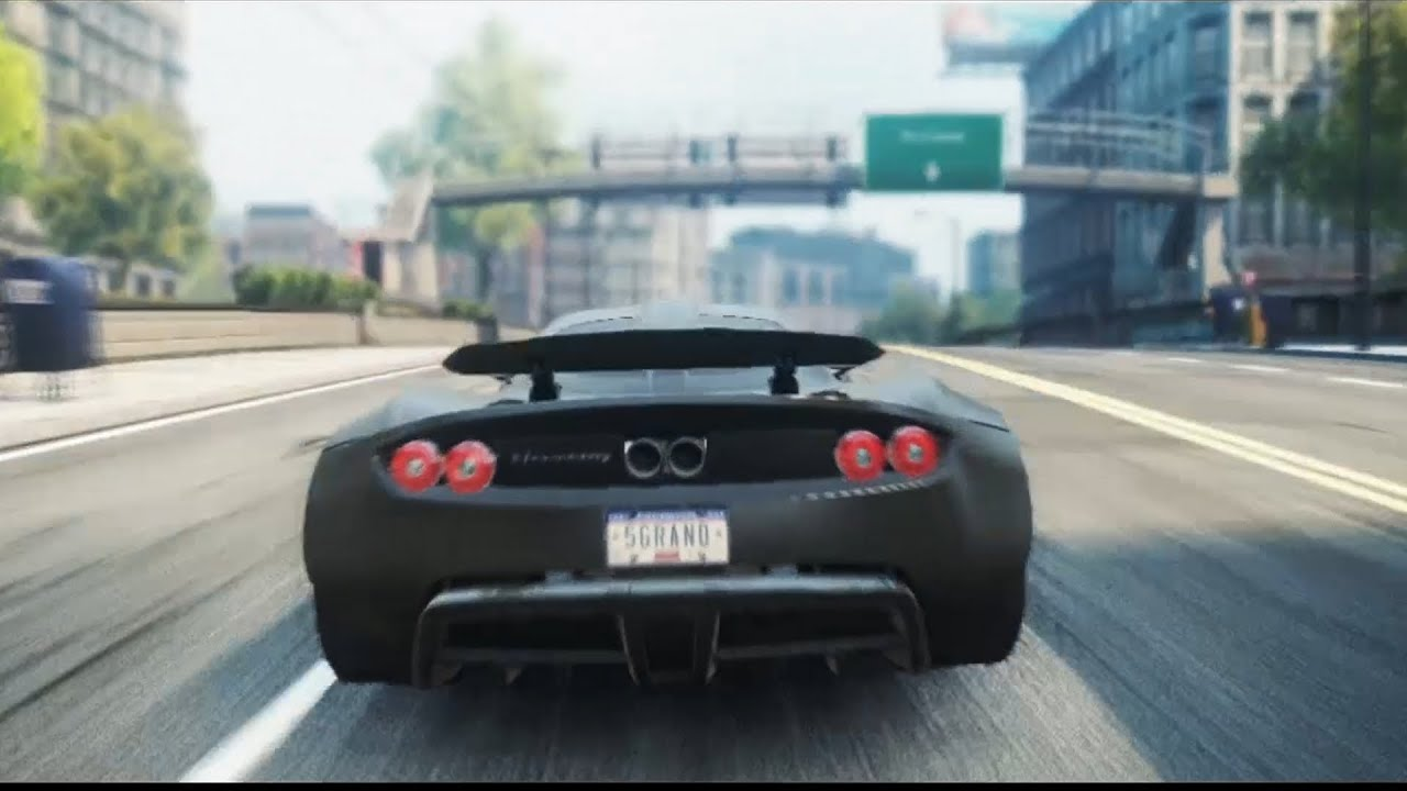 Need for Speed: Most Wanted (2012) Hennessey Venom GT Spyder Needle ...