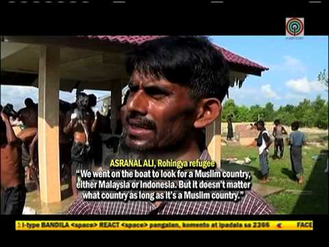 Philippines ready to help Rohingya refugees