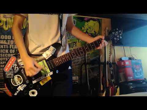 Millencolin - Dance Craze GUITAR Cover