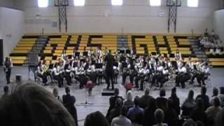 James A. Garfield High School Band
