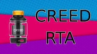 Geekvape Creed - Pogromca Parowników RTA