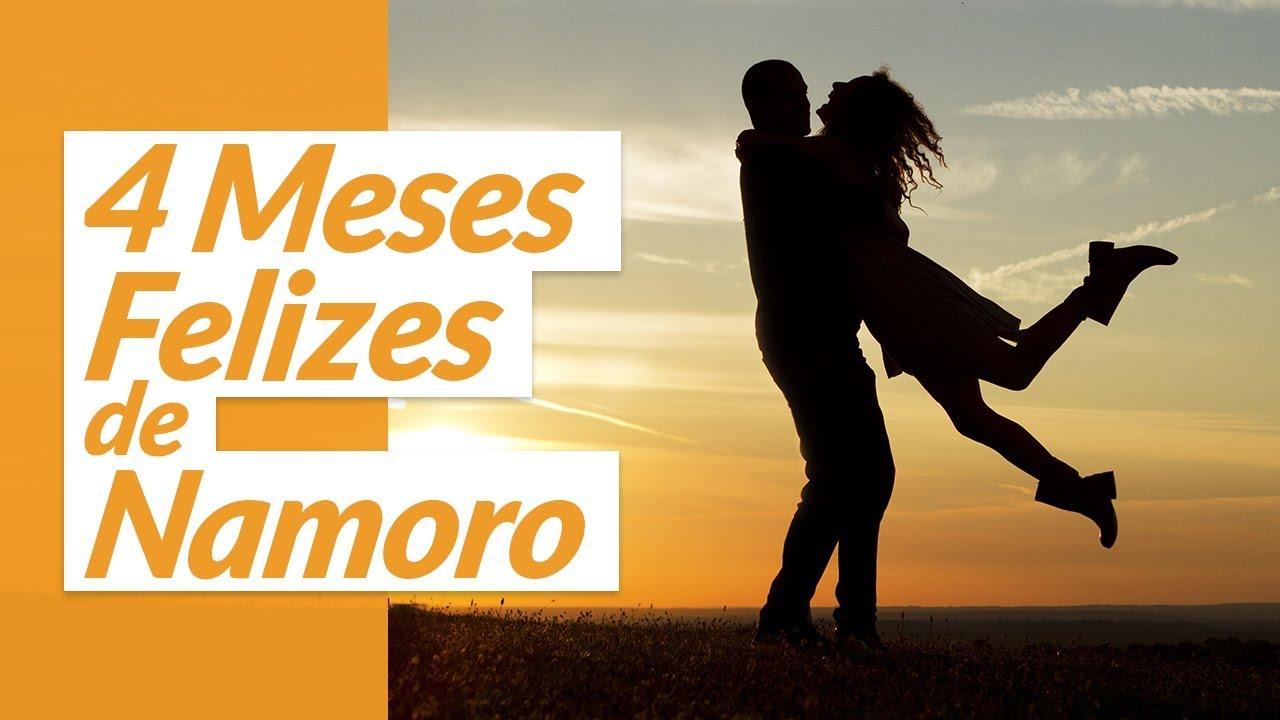 Textos 4 Meses De Namoro