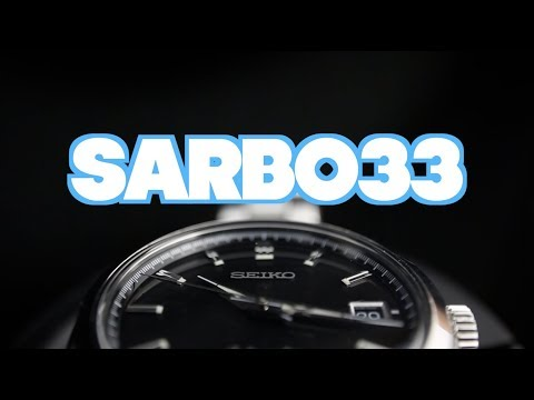 BEST Watch Under £500 (Seiko SARB033 Review)