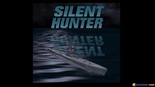 Silent Hunter gameplay (PC Game, 1996)