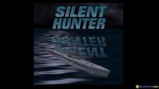 Silent Hunter gameplay (PC Game, 1996)
