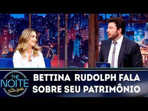 Bettina fala sobre seu patrimônio