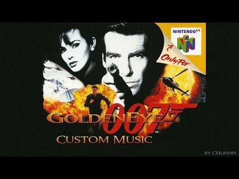 GoldenEye Custom Music - Full OST (Fan-Made N64 Rom Hack/Modification for GoldenEye 007)