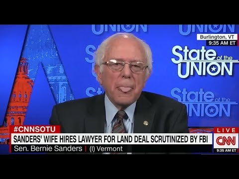 Bernie Sanders: My Wife Did a